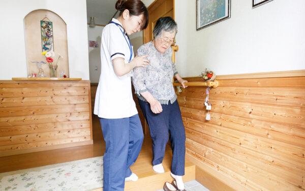 白川病院 訪問リハビリテーション